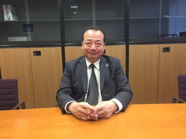 東京電機大学土肥教授
